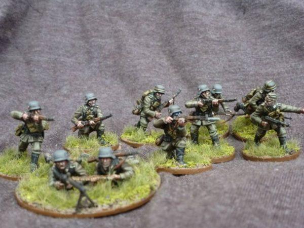 VolleyFireAndy Blitzkrieg Squad
