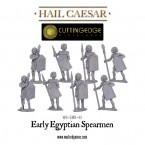 New: Early Egyptian Spearmen & Retainer Axemen