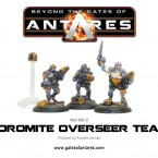 New: Boromite Overseer team, X-launcher and Gang Fighters!