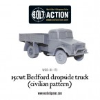 New: Bedford 15CWT Trucks