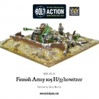 New: Finnish Army 105 H/33 howitzer