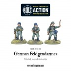 New: German Feldgendarmes