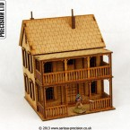 New: North American buildings from Sarissa