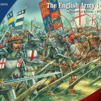 New: The English Army 1415-1429 plastic boxed set