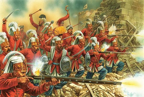 Janisari, pasukan elit kerajaan Turki