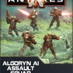 New: Algoryn AI Assault Squad