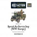 Gallery: SAS Jeeps