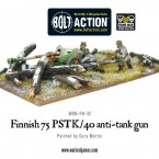 New: Finnish anti-tank and anti-aircraft guns