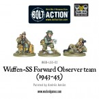 New: Waffen-SS Forward Observer team (1943-45)