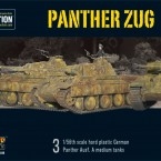 New: Panther Zug plastic boxed set