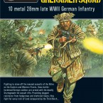 New: German Veteran Grenadier Squad