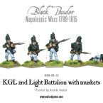 New: KGL 2nd Light Battalion