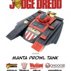 New: Manta Prowl Tank