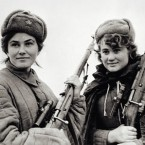 History: Russian Female Snipers