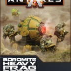 New: Boromite team with Heavy Frag Borer