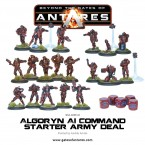 New: Algoryn and Boromite army deals