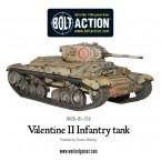 New: Valentine II infantry tank