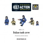 New: Italian Tank Crew