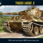 Tiger I Ausf.E Heavy Tank Plastic Boxed Set