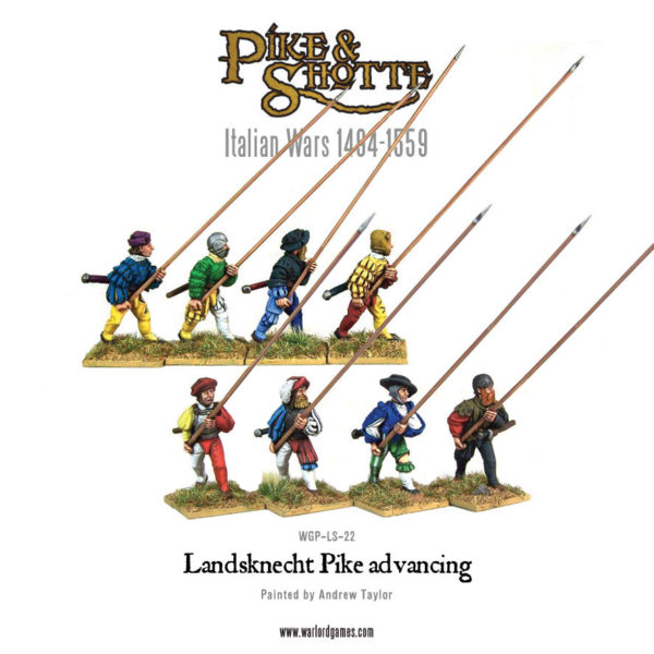WGP-LS-22-Landsknecht-Pike-advancing