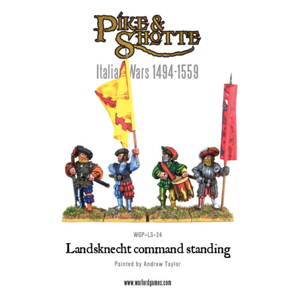 Warlord Games news - Page 2 WGP-LS-24-Landsknecht-Command-standing-600x600