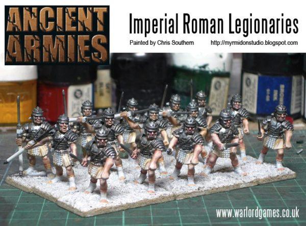Legionaries Painting