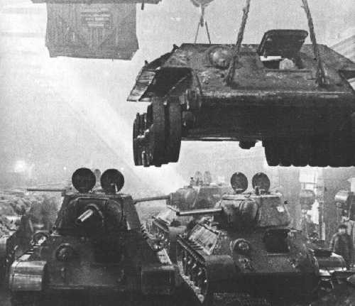 T34 factory