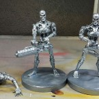 Terminator Genisys Miniatures Game: First glimpses of the models