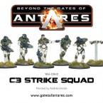 Pre-order: C3 Strike Squad