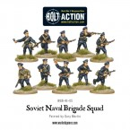 New: Soviet Naval Brigade Squad