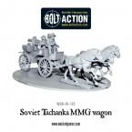 New: Soviet Tachanka MMG wagon
