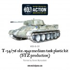 Platoon Guide: T34/76 Medium Tank