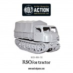 History: Raupenschlepper Ost (RSO) Tractor