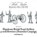 New: Napoleonic British Guns!