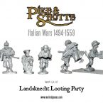 New: Landsknecht Looting Party