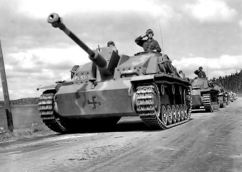 Finnish Stug III ausf G