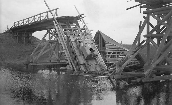 KV-1 Bridge