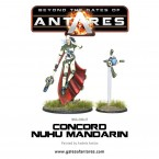 New: Concord Combined Command reinforcements!