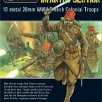 New: Senegalese Tirailleurs Infantry section!