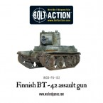 New: Finnish BT-42 assault gun!