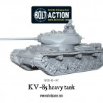 New: Soviet KV-85 heavy tank
