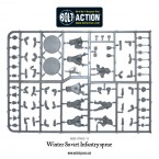 New: Winter Soviet Infantry sprue
