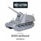 New: Sd.Kfz 165 Hummel self-propelled gun