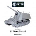 New: Sd.Kfz 165 Hummel self-propelled gun