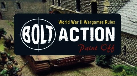 bolt action paint off