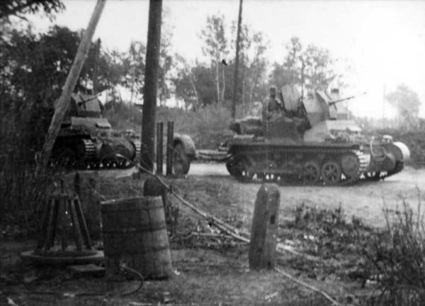 flakpanzer historical pic
