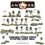 Concord New Army Deal