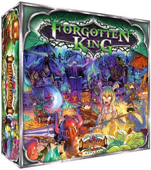 Forgotten King Box Updated