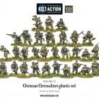 Showcase: German Grenadiers Plastic Box Set