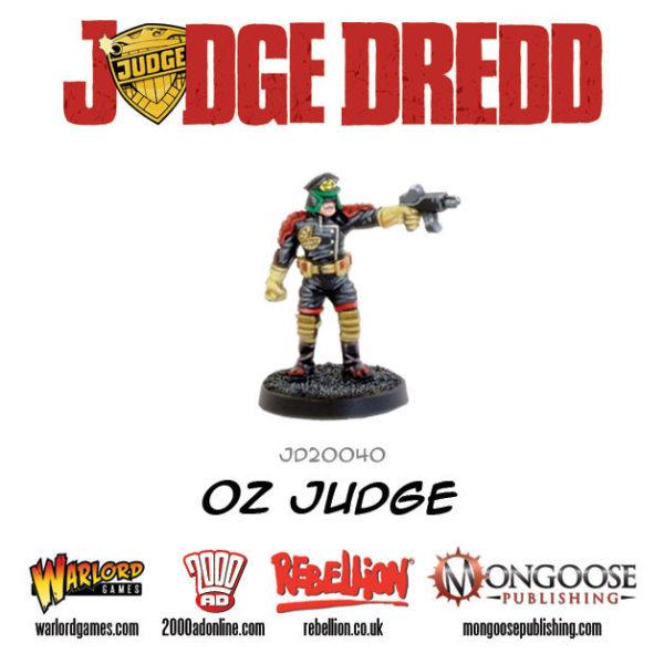 JD20040 Oz City Judge